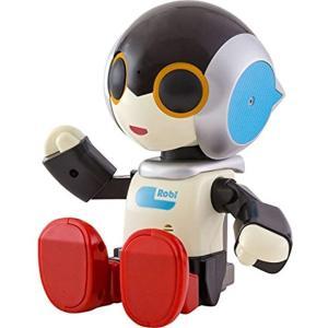 大人気ロボット「ロビ」が玩具になって登場。 おしゃべり約2000フレーズ搭載。  お部屋の明るさや温...