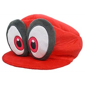 スーパーマリオ SUPERMARIO ODYSSEY キャッピー マリオの帽子 ぬいぐるみ 全長27...