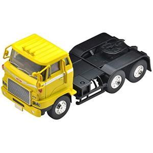 トミカリミテッドヴィンテージ ネオ 1/64 LV-N166a 日野HH341 トラクタヘッド 黄色 完成品[285786](イエロー) horikku