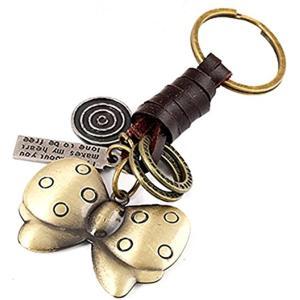 マグリエゾン キーホルダー 蝶キーホルダー 蝶々 可愛い 美しいキーホルダー 流行り A(蝶々A)|horikku