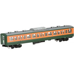TOMIX HOゲージ サハ115 1000 湘南色・冷房 鉄道模型 電車[HO-384]|horikku