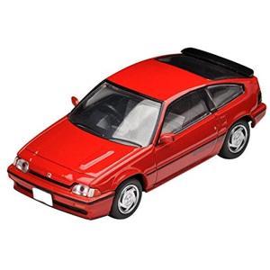 トミカリミテッドヴィンテージ ネオ 1/64 LV-N35e ホンダ バラードスポーツCR-X Si 赤 完成品[284994](レッド) horikku