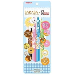 サラサラした滑らかな書き心地で人気のゲルボールペン「サラサクリップ/SARASA。 CLIP」と、ミ...