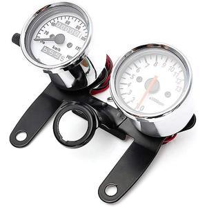 ホンダ バイク モンキー ゴリラ 電気式 タコメーター 機械式 スピードメーター セット 汎用品 1...