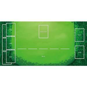 ポケモンカード ラバー プレイマット ポケカ 収納ケース付き(60×30cm)