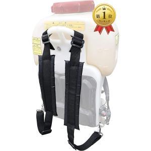 背負い機械用ベルト 背負いベルト 説明書付 汎用(チェストストラップなし 改良品)