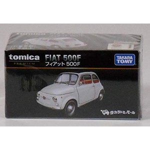 モール トミカプレミアム FIAT 500F フィアット500F