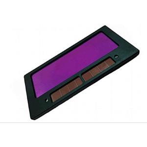 溶接面 の グレードアップ 液晶式 自動遮光 交換レンズ 太陽電池(1枚) horikku