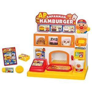 ごっこシリーズにハンバーガー屋さんが登場。。今回はかわいいキャラバーガー、サイドメニューなど小物も充...