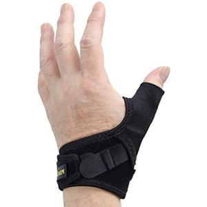 サムロック 左手[D-3](ブラック, ヒダリ)|horikku