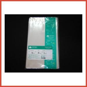 三宝 OPP透明袋テープ付30ミクロンT-16-25 100枚入[501]|horikku