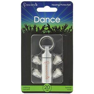 耳栓 ダンス・ミュージック リスナー用 イヤープロテクター DANCE[CRESCENDO DANCE](スタイル)|horikku