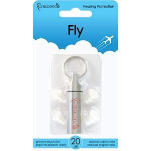耳栓 飛行機用 イヤープロテクター Fly[CRESCENDO FLY](スタイル)|horikku