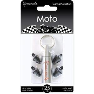 耳栓 レーサー用 イヤープロテクター Moto[CRESCENDO MOTO](スタイル)|horikku