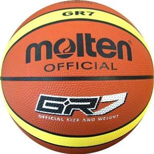 ・ゴム製の7号球バスケットボール・7号球:一般男子・大学男子・高校男子用・中学男子 / ・ 仕様 ・...