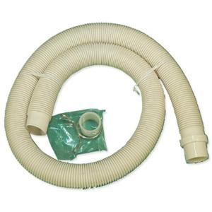 延長用排水ホース 1m 洗濯乾燥機・排水ホース[AXW2D-31]|horikku