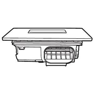 洗濯機 乾燥フィルター クリスタルホワイト[AXW2XK7TS5]|horikku