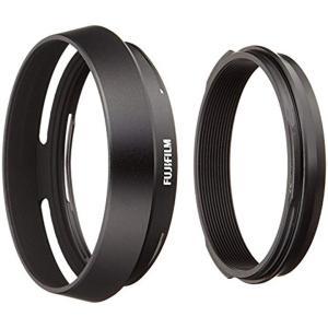 FUJIFILM X100シリーズ用レンズフード ブラック LH-X100 B[P10NA05380...
