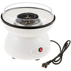 わたあめメーカー[EA-WA2805](ホワイト, サイズ:約直径28×高さ24cm 重量:1.)|horikku