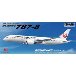 1/144 ボーイング 787-8 JAL ドリームライナー[161202] horikku