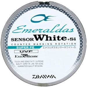PEライン エメラルダスセンサー +Si 150m 7.5lb[942638](ホワイト, 0.5号...