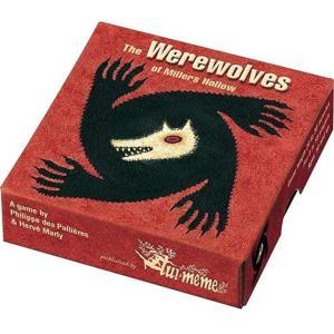 『ミラーズホロウの狼男』は、人気を博した『タブラの狼(メーカー絶版)』と同じく、欧州の古典ゲームを元...