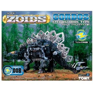 (C)1983 2007 TOMY ZOIDS is trademark of TOMY Compa...