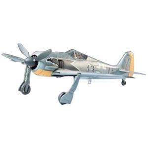 1/48 傑作機シリーズ No.37 ドイツ空軍 フォッケウルフ Fw190 A-3 プラモデル 61037[TM61037]|horikku