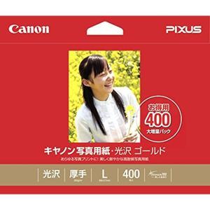 Canon 写真用紙・光沢 ゴールド L判 4...の関連商品8