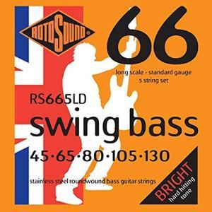 ROTOSOUND/ロトサウンド ROT-RS665LD 45-130 5弦用ベース弦[RS665LD]|horikku