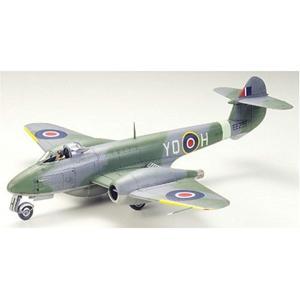 1/48 傑作機シリーズ No.83 イギリス空軍 グロスター ミーティア F.3 プラモデル[61083]|horikku