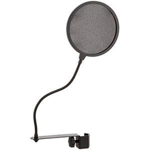 ボーカルなどを録音する際のポップ音を除去しよりクリアーな録音を 可能にするおなじみのアイテム、KIK...