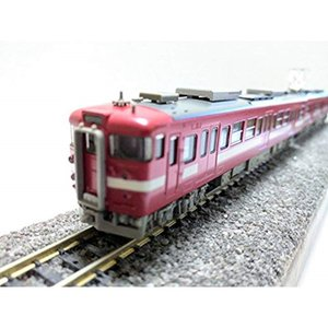 Nゲージ車両 115 2000系近郊電車 身延色・赤色[92087]|horikku