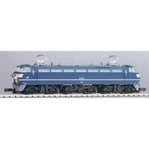 Nゲージ EF66 後期形 ブルートレイン牽引機 鉄道模型 電気機関車[3047-2]