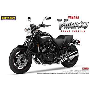 1/12 バイクシリーズ No.42 ヤマハ VMAX 2007 最終型 プラモデル[161027]|horikku