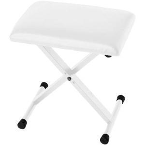 KORG ピアノ椅子 JS-SB100WH ホワイト