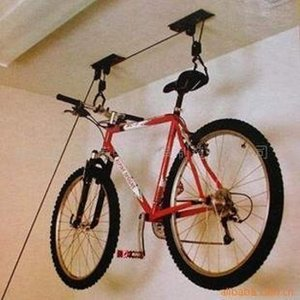 rinrin29 簡単取付 自転車リフト(バイクラック)...
