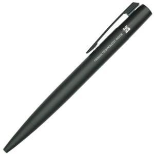 ITOYA110 イレーサブルボールペンブラック IBPBK[IT110IBP-BK](黒本体サイズ...