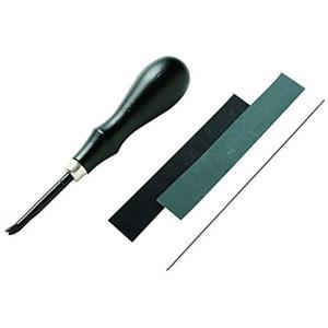 クラフト社 革工具 KSへりおとし No.4 1.4mm[8422-04](#4 【1.4mm】)