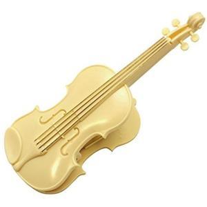 バイオリン型のクリップです。 持ち手の部分に小さなボールペンが隠れているので、とても便利です。 。 ...