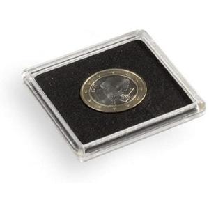 10ユーロセント用クリアーケース 10枚セット 20mm正方形[323863] horikku