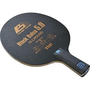 卓球 中国式ペンラケット ブラックバルサ5.0 CHN 021253[21253](_)