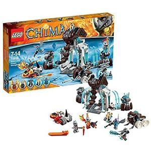 リノナがマンモス族に捕らえられて、ものすごい氷の要塞に閉じ込められてしまった。ロゴンと一緒に強力なラ...