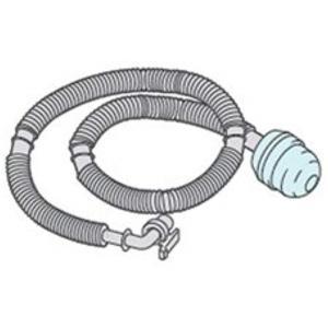 抗菌剤入りふろ水用給水ホース7m 対応機種:AW-70DM AW-70DME1 AW-70VM AW-70VME1[42040813]|horikku