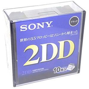 Sony ソニー(SONY) 2DD アンフォーマット 3.5型 フロッピーディスク 10枚 プラスチックケース入 / 10MF2DDQB