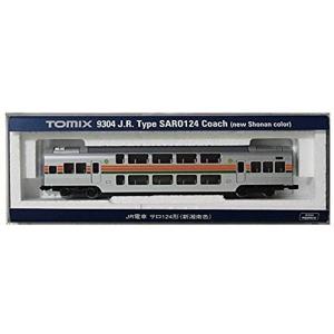 TOMIX Nゲージ サロ124 新湘南色 鉄道模型 電車[9304]|horikku