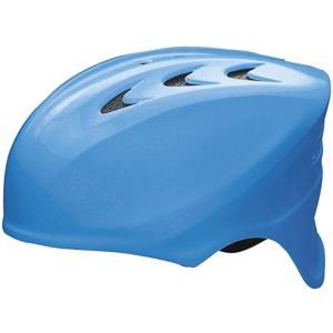 エスエスケイ ソフトボール ソフトボール用キャッチャーズヘルメット Mサイズ[CH225](ブルー, サイズ:M(55〜56cm))
