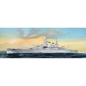 1/700 イタリア海軍 ヴィットリオ・ヴェネト級戦艦 リットリオ 1941[W137]|horikku
