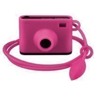 GREEN HOUSE ミニデジタルトイカメラ 30万画素 ポップ[GH-TCAM30PP](ピンク)