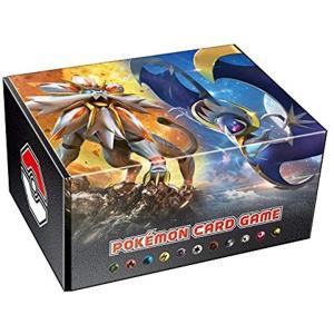 ポケモンカードゲーム カードボックス ソルガレオ・ルナアーラ エネルギーカード付き|horikku